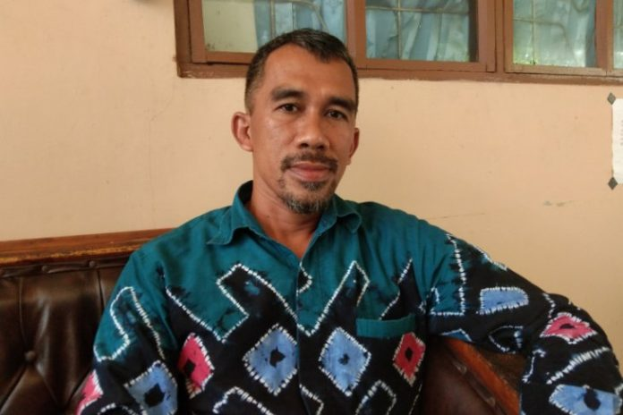 Ketua KPU Kabupaten Banjar, Muhaimin. (antara)